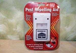 отпугиватель pest repelling aid riddex отзывы