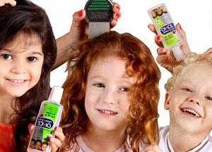 препараты против вшей для детей