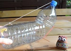 как сделать ловушку для мышей своими руками
