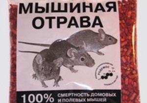 народные средства от мышей на даче