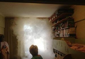 сухой туман видео