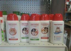 как выбрать шампунь от блох для кошек