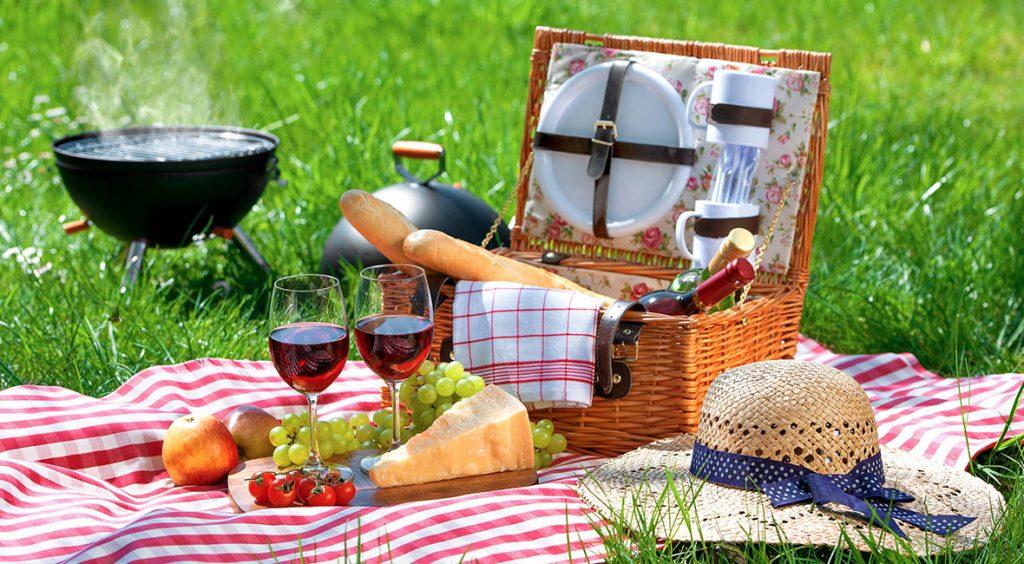 Собирайте сумки, мы на пикник! Или правила безопасного отдыха на природе